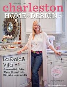 Charleston Home + Design Magazine - Winter 2013