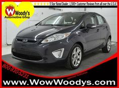 2013 Ford Fiesta Chillicothe, MO $15,334