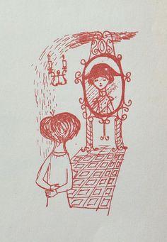 King Matt I by Janusz Korczak, Illustrations: Jerzy Srokowski, Poland, 1955.