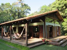 Sítio, Ilha Grande, Brazil | Modern Vacation Home Rentals