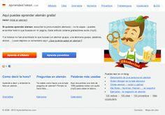 Aprende Idiomas Gratis: Aprende alemán gratis. AprendeAleman.com