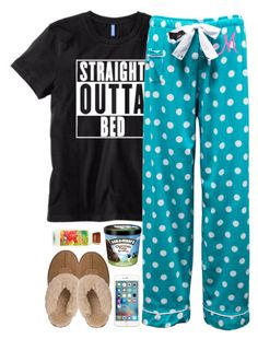 """""""basically."""" by kaley-ii ❤ liked on Polyvore featuring UGG Australia"""