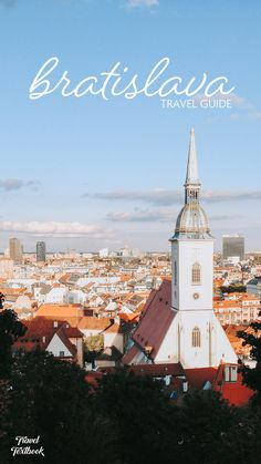 Bratislava Travel Guide: A City Of Contrast - Travel Textbook Europe Travel Tips, Travel Usa, Travel Guides, Places To Travel, Bratislava, Hard Rock, Day Trips From Vienna, Travel Photographie, European Destination