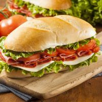 Zesty Italian Submarine Sandwiches