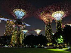 Singapore is beautiful