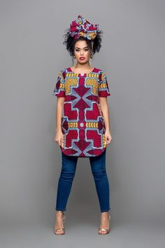 African Print Nesse Top We are want to say thanks if you like to share this post to anothe… – African Fashion Dresses - 2019 Trends Latest African Fashion Dresses, African Inspired Fashion, African Print Dresses, African Print Fashion, Africa Fashion, African Dress, Fashion Prints, African Prints, African Print Top