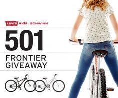 Levi's x Schwinn 501 Frontier Giveaway