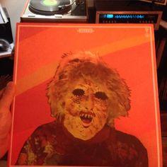 Ty Segall - Melted #nowspinning #vinylcommunity #vinyligclub #vinylcollection #vinylporn #recordcollection #recordporn #tysegall #melted #pmlpcol by pete_plays_vinyl