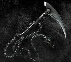Demon X weapon