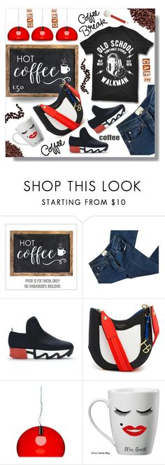 """Coffee Break"" by outfitsloveyou ❤ liked on Polyvore featuring 3.1 Phillip Lim, Henri Bendel, Kartell and Expresso"