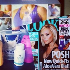 Clean 9 Detox - Forever Living Products - Aloe Vera works for Posh! buy the best Aloe Clean 9 Detox  weight management products