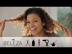 Dicas para cortar os cabelos cacheados por Cinthya Rachel