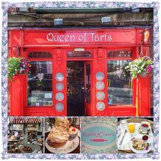 Queen of tarts, Dublin, Ireland Dublin Ireland, Tarts, Wanderlust, Queen, Travel, Cake Rolls, Viajes, Pies, Show Queen
