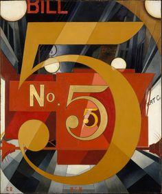 Robert Indiana - Pop Art - Five - #art #pop