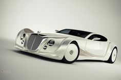 Bentley 2011 Luxury Concept by Andreas Fougner