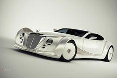 2011 Bentley Luxury Concept