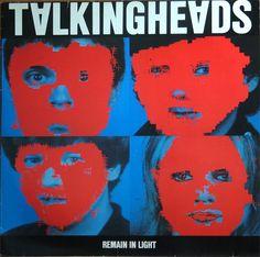 "Talking Heads ""Remain In Light"" 1980"
