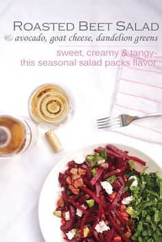 ... about Salads on Pinterest | Carrot salad, Goat cheese and Vinaigrette