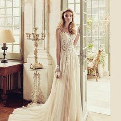Bridal Styles 2017 #bride -#engaged  #braut #hochzeitskleid -#brautmode2017