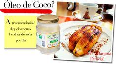 Dieta: Óleo de Coco