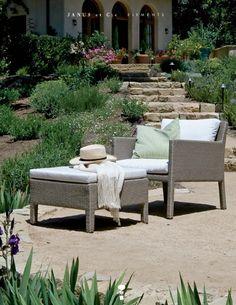outdoor chair janus et cie