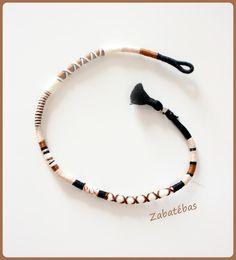 Bracelet en laine ateba