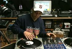 """Appearing originally at the end of 'Change The Beat' by Fab 5 Freddy and now considered public domain, these are the basic tools of a scratch DJ.  In the film, """"Scratch"""" by Doug Pray, Q-Bert mentions that using these sounds is the best way"""