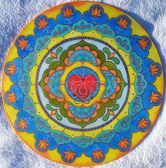 Selyem mandala 35cm. Beach Mat, Mandala, Outdoor Blanket, Mandalas