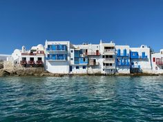 Old Port, Mykonos Greece, Perfect Place, Europe, Mansions, Country, House Styles, Places, Manor Houses