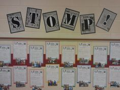 """A great lesson using the """"Stomp"""" theme where students choose and write their rhythms and designate which instruments they will use. Also check out the rest of this music educator's blog for ideas to use in your music classroom."""