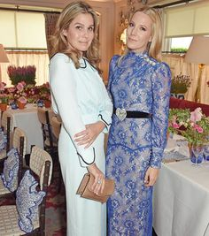 WEBSTA @ mrsalice - Big Love @aerin #LastNight #AERINxMrsAlice #GirlsInBlue #AERINAmbassador