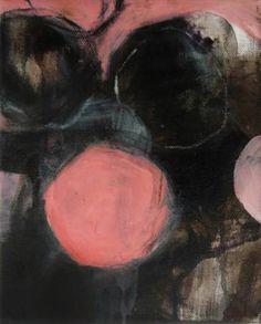 "Saatchi Art Artist Cynthia Gregorová; Painting, ""Litmus canvas II"" #art"