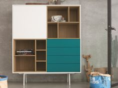 CODE Highboard Code Collection by Dall'Agnese design Massimo Rosa, R