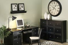 Oxford 9-Drawer File Cabinet - Console Table - Sideboard - Storage Solutions | HomeDecorators.com