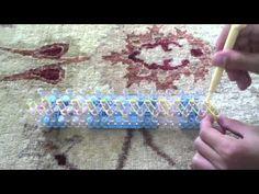 ▶ How To Make A Rainbow Loom Bracelet - YouTube