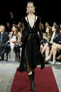 Défilé Givenchy Automne-Hiver 2015-2016