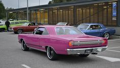 American Cars In Finland