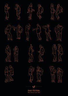 Pulp Fiction Dances Moves