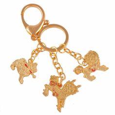 Porte clés 3 gardiens céleste ruedufengshui.com