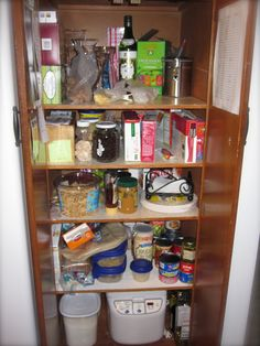 Incroyable How To Organize A Deep Pantry