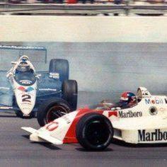 Indy 500 - Fittipaldi & Unser Jr