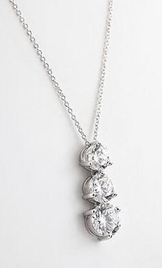 Diamantea catenina e pendente trilogy 118810- Hse24.it