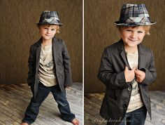 need a little boy so I can have little boy fedoras