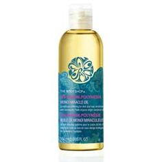 Spa Wisdom™ Polynesia Monoi Miracle Oil | This fragrant oil is inspired by Polynesian spa rituals. It can be used as a body moisturiser, massage oil, bath oil or hair conditioner.