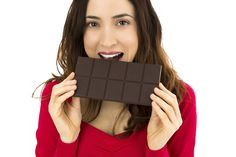 Adding a little chocolate to your diet could prove beneficial – as long as you choose the right kind. But why might it be so good for you? Low Glycemic Diet, Nutritional Supplements, Your Brain, Food Cravings, Eating Well, Shit Happens, Healthy, Cloud, Silver