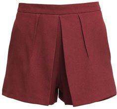 Pin for Later: Die schönsten Shorts fürs Büro  Miss Selfridge Shorts (39 €)