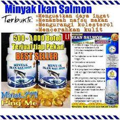 22 Best Minyak Ikan Images Atlantic Salmon Cod Cod Fish