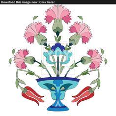 ottoman-carnations-and-tulips-118775634.jpg (1600×1600)