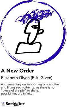 A New Order by Elizabeth Given (E.A. Given) https://scriggler.com/detailPost/story/31913