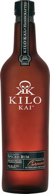 Number 9 top spiced rum 2014 from RumRatings: Kilo Kai Spiced Rum - http://www.rumratings.com/brands/472-kilo-kai-spiced-rum